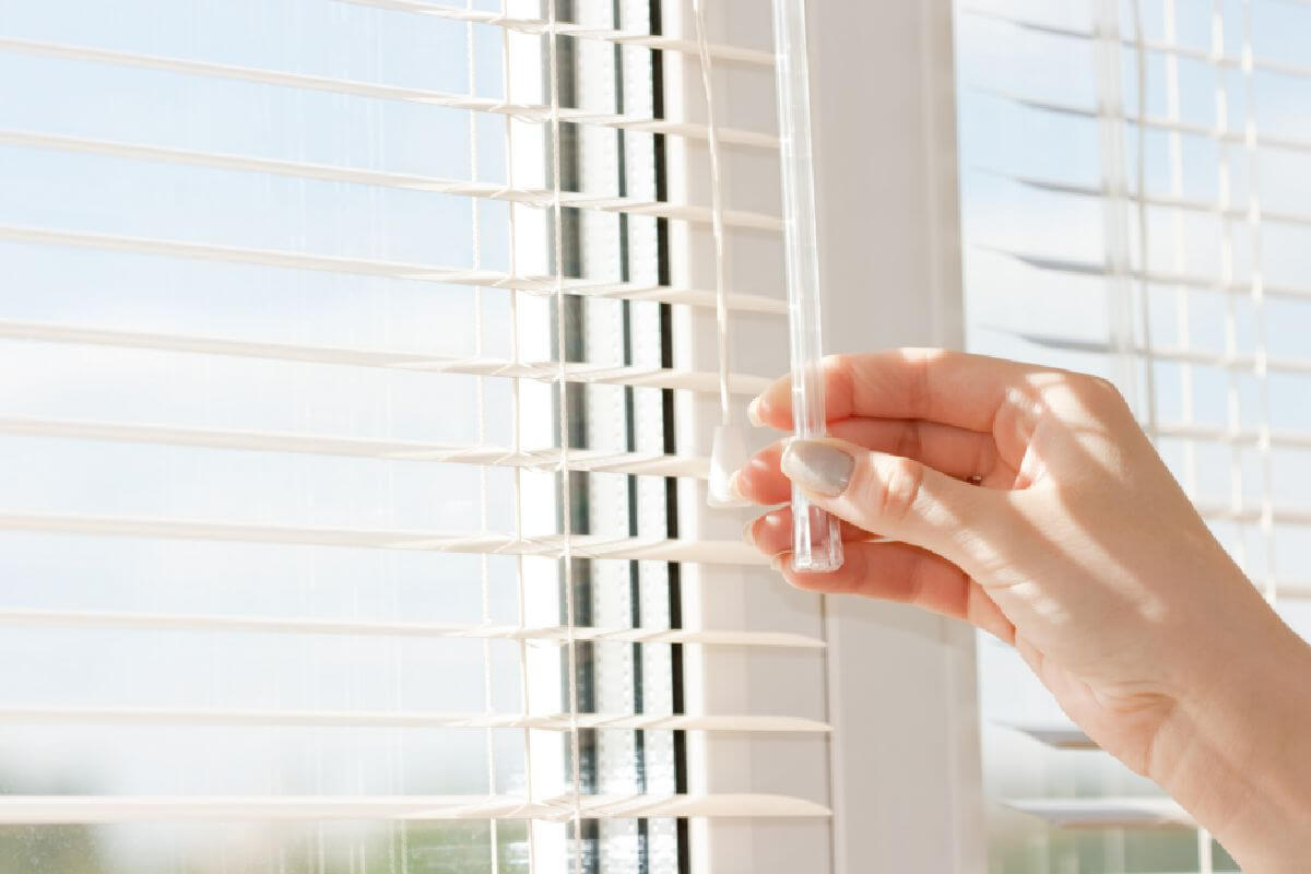uPVC Window Blinds Surrey